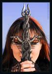 Serpent  Queen by vasinka