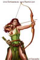 Archer by flipation