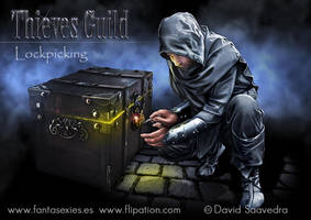 Thieves Guild: Lockpicking by flipation