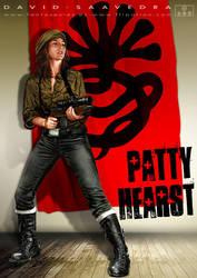 Patty Hearst by flipation