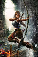 Tomb Raider Reborn by flipation