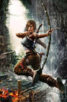 Tomb Raider Reborn by flipation