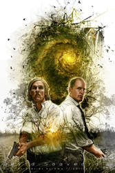 True Detective. The Yellow Sign by flipation