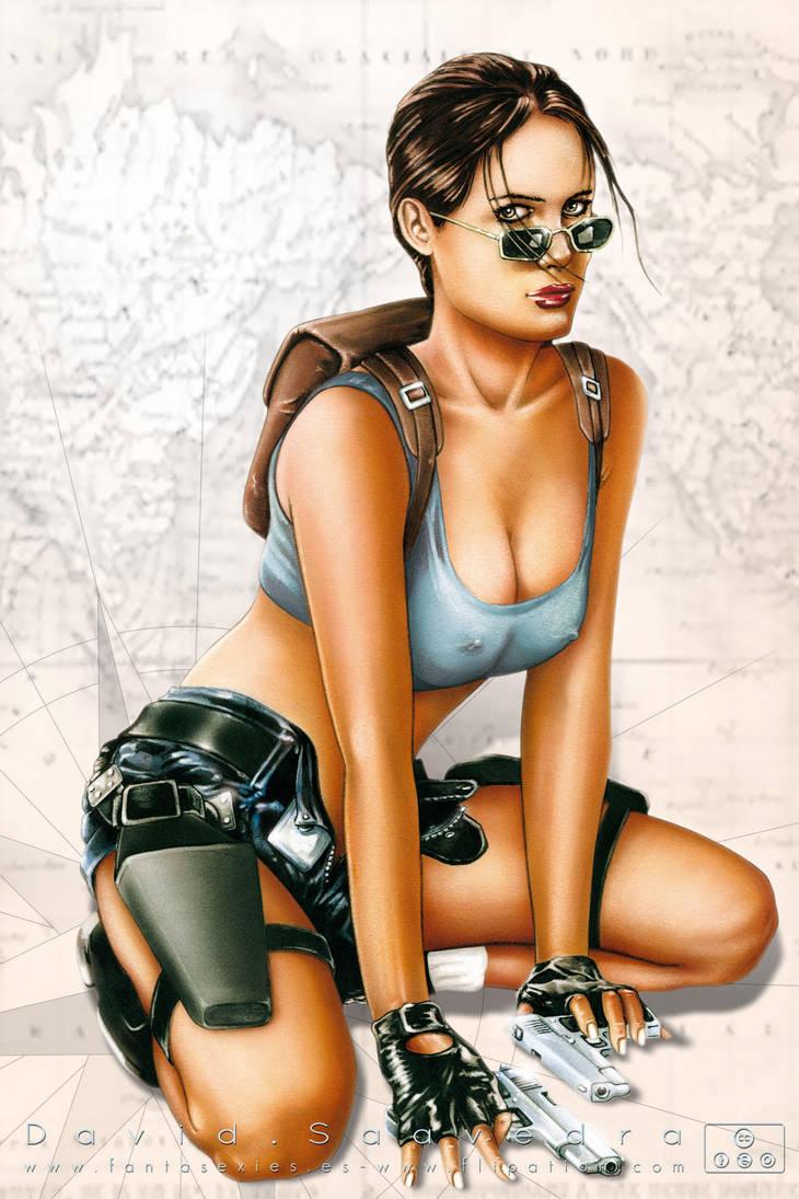 Lara 2 by flipation