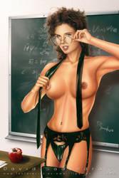 Teacher by flipation