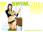 Swimsuit by flipation