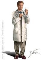 Dr. Gygax by flipation