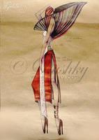ballerina 3 by dushky