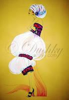 romanian glam by dushky