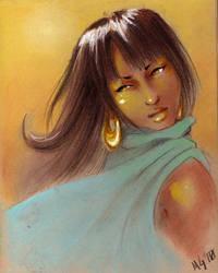 Aztec Gold by mitengu