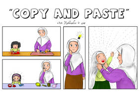 Copy and Paste by sitidini