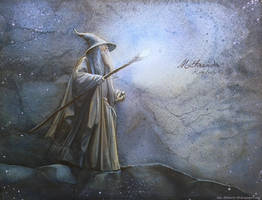 Mithrandir by kimberly80