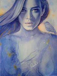 Nightingales Melian by kimberly80