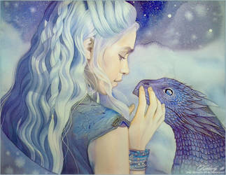 Mother of Dragons by kimberly80