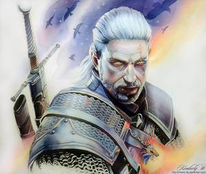 Geralt by kimberly80