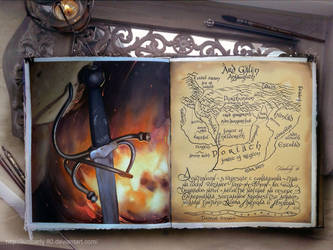 Skethbook 19 by kimberly80