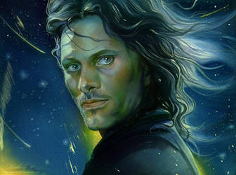 Aragorn by kimberly80
