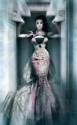 The Myth of A Goddess by redpublic