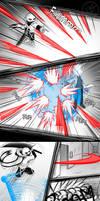 X-Hand Pg 15-22 (Undertale AUs comic) by Dra-Aluxe