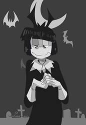Creepy Susie by Laurangeblossom