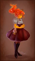 AT - Classic Lolita by Laurangeblossom