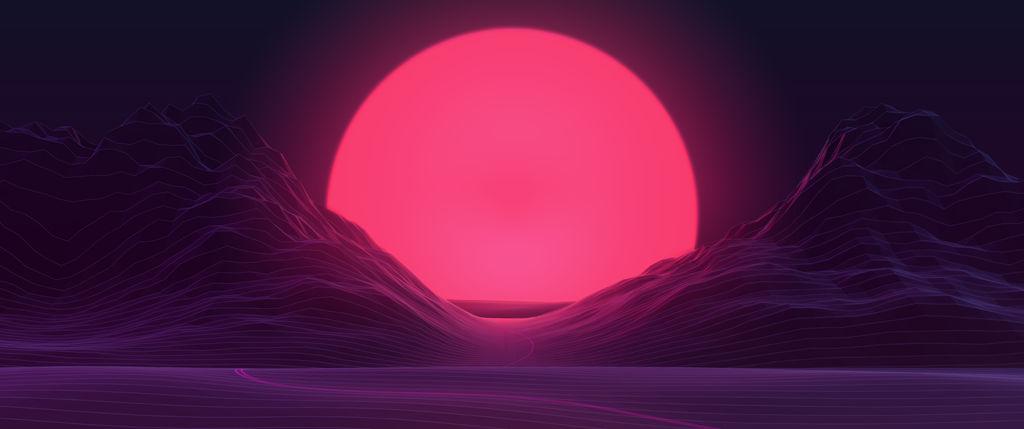 4k Hd Wallapaper: Sunset 3440x1440 By AxiomDesign On DeviantArt