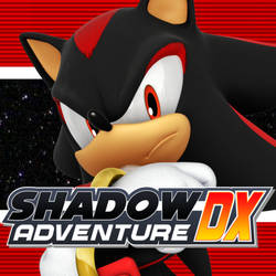 Shadow Adventure DX's logo by Shadic2001SonicWorld