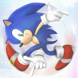 Sonic Adventure's remade icon by Shadic2001SonicWorld