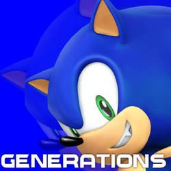 Sonic Adventure Generations's Icon by Shadic2001SonicWorld