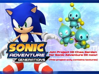Join Project Chao Garden Now ! by Shadic2001SonicWorld
