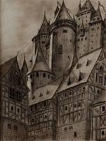German Citadel by LordGood