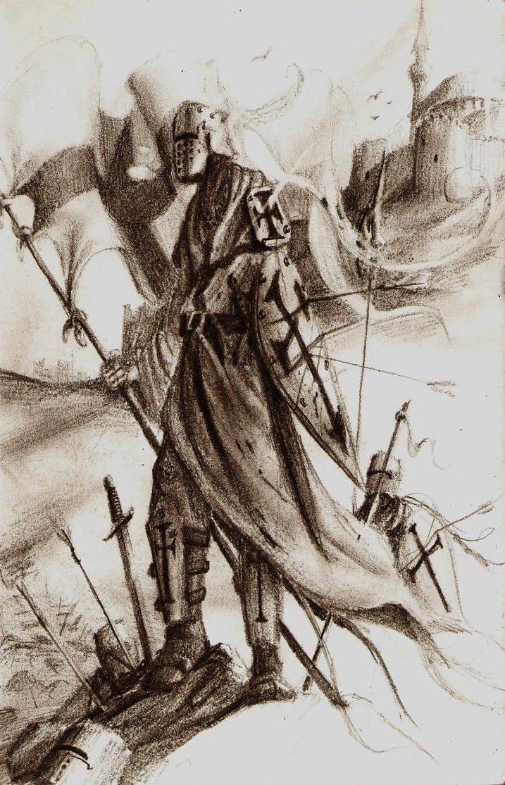 Crusader Hill By Lordgood On Deviantart