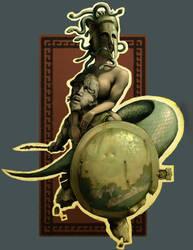 Medusa by LordGood