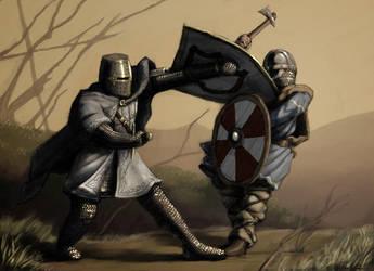 Shield Bash by LordGood