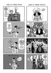 Savage Flower Kingdom Comic 5 by rob-jr