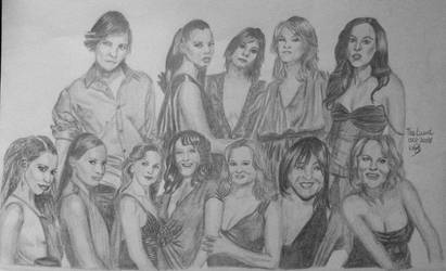 The L Word Cast - Season 4 by The-L-Word-Club