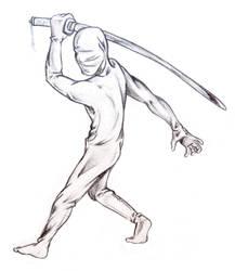 cloth Ninja by hecrazy