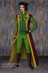 Lord Drinian by loverofbeauty