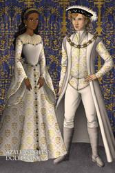 Royal Wedding by loverofbeauty