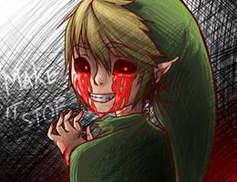 The Legend of Zelda - Ben - 'Make it Stop' by x-Tsuka-x
