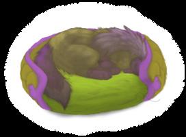 PC - MayakotheSpiritwolf by PixieGirl3