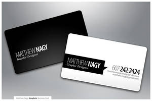 blueslaad Business Cards by mattnagy