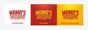 Mama's Logo Treatment by mattnagy