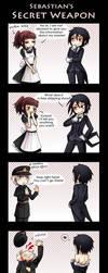 Kuro - Secret weapon by Tenshi-no-Hikari