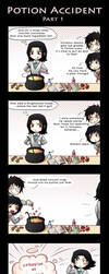 HP - Potion accident -part 1- by Tenshi-no-Hikari