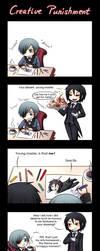 Kuro - Creative Punishment by Tenshi-no-Hikari