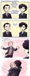 SH - Expectations vs Reality by Tenshi-no-Hikari