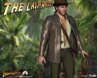 The Last Raider by SquallLion1