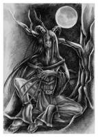 Satyr Moonlight by Venator by Club-for-Satyrs