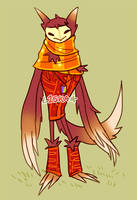 ADOPT: Fancy Scarecrow Species (CLOSED) by L1SKA